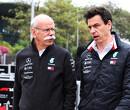 Toto Wolff verklaart hoe hij door Maldonado op de radar van Mercedes verscheen
