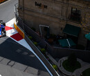 Matsushita storms to pole for Baku feature race