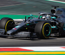 <b>Test day 2</b>: Mazepin also gets Mercedes on top in Barcelona