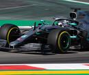 <b>Testdag 2</b>: Ook Mazepin krijgt Mercedes bovenaan in Barcelona