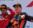 """Leclerc leert van duel met Verstappen: """"Sindsdien rij ik agressiever"""""""