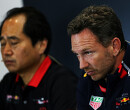 Horner: Red Bull intends to continue with Honda