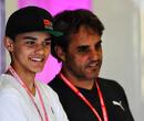 Montoya hoopt over enkele jaren op nieuwe F1-strijd tussen Montoya en Schumacher