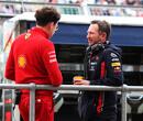 """Christian Horner over geruchten positiewisselingen: """"Topcoureurs blijven bij hun eigen team"""""""