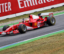 Schumacher enjoyed 'really special' F2004 outing