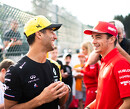 Ricciardo, Leclerc speak out on social media against racism