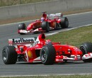 Rosberg: Vettel looked like Barrichello at Spa