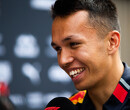 Albon: 'More happy with qualifying' than career-best finish