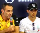 """Abiteboul: """"Ocon krijgt geen voorkeursbehandeling nu Ricciardo vertrekt"""""""
