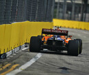 McLaren pleased after strong Friday pace