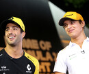 Norris in a win-win situation with Ricciardo as teammate - Russell