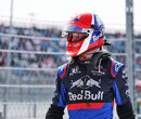 Kvyat may use new helmet design despite 'joke' rule