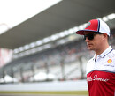 Raikkonen not concerned about Alfa Romeo's 2020 pace