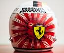 Het proces achter het ontwerpen van een helm voor een Formule 1-coureur