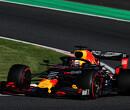 Zo groot was de schade aan de vloer van Max Verstappen in Japan