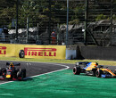 Norris blij dat Albon geen straf kreeg voor botsing tijdens Japanse GP