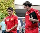 Leclerc: Ferrari can count on 'calm' Binotto