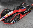 Nissan unveils revised livery for season six