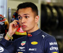 Albon feeling 'calmer' ahead of sophomore F1 season