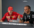 Hamilton and Vettel would make Mercedes a 'super team' - Ecclestone