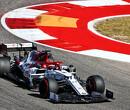 """Kimi Raikkonen na P11 in Verenigde Staten: """"Kan net zo goed laatste worden"""""""