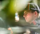 """Verstappen bracht Brundle aan het lachen: """"Natuurlijk ging ik van gas af"""""""