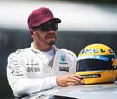 Hamilton reminds Berger of F1 legend Senna