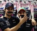 Sergio Perez en Lance Stroll strijden tegen elkaar in Grill the Grid
