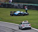 """Robert Kubica: """"Crash tijdens VT2 veroorzaakt door water op ideale lijn"""""""