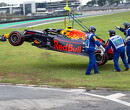 Horner brushes off Albon's FP1 crash