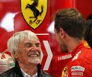 """Bernie Ecclestone: """"McLaren is misschien wat voor Vettel"""""""