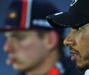 Lewis Hamilton zoekt plekje in Max Verstappens hoofd