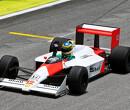 Onboard met Bruno Senna op Interlagos met de MP4/4