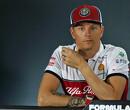Kimi Raikkonen hoopt dat Alfa Romeo lessen voor 2020 geleerd heeft