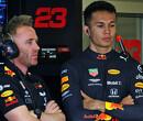 Red Bull geeft Albon nieuwe race engineer
