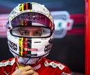 Vettel admits experiment with vegan diet