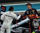 """Nico Rosberg: """"Kort seizoen in voordeel van Max Verstappen"""""""