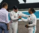 """Valtteri Bottas leert van Hamilton: """"Zou dom zijn als ik het niet deed"""""""