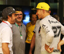 Alonso: Renault talks began at the 2019 Abu Dhabi GP