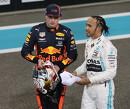 """Verstappen wist van tweede stop Leclerc: """"Hoorde via boordradio wheel guns"""""""