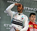 Hamilton working 'twice as hard' to beat 'fierce' young drivers