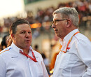 Ross Brawn vergelijkt Leclerc met Schumacher en Hamilton