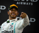 Hamilton warns rivals he will 'be a machine' in 2020