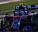 Toro Rosso haalt garagegrap uit met Pierre Gasly in Abu Dhabi