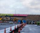Nieuwe uitgang pits Circuit Zandvoort loopt door tot na Tarzanbocht
