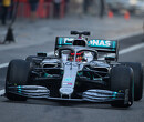 Russell leads final day of Abu Dhabi testing