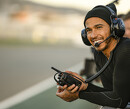 Hamilton trains for 'first movie role'