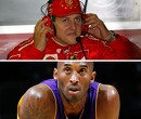 The Mamba Mentality unites Kobe Bryant and Michael Schumacher