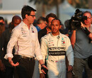 Wolff: Hamilton negotiations only starting in February