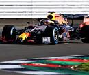 Eerste bewegende beelden van Red Bull RB16 op Silverstone